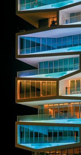 Conjunto residencial Honeycomb_Bjarke Ingels